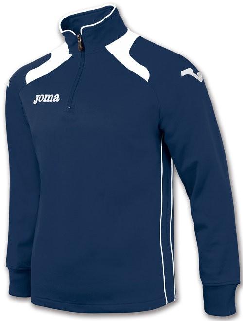 24H Joma Felpa Allenamento Training Sweatshirt Champion II Mezza Zip Uomo