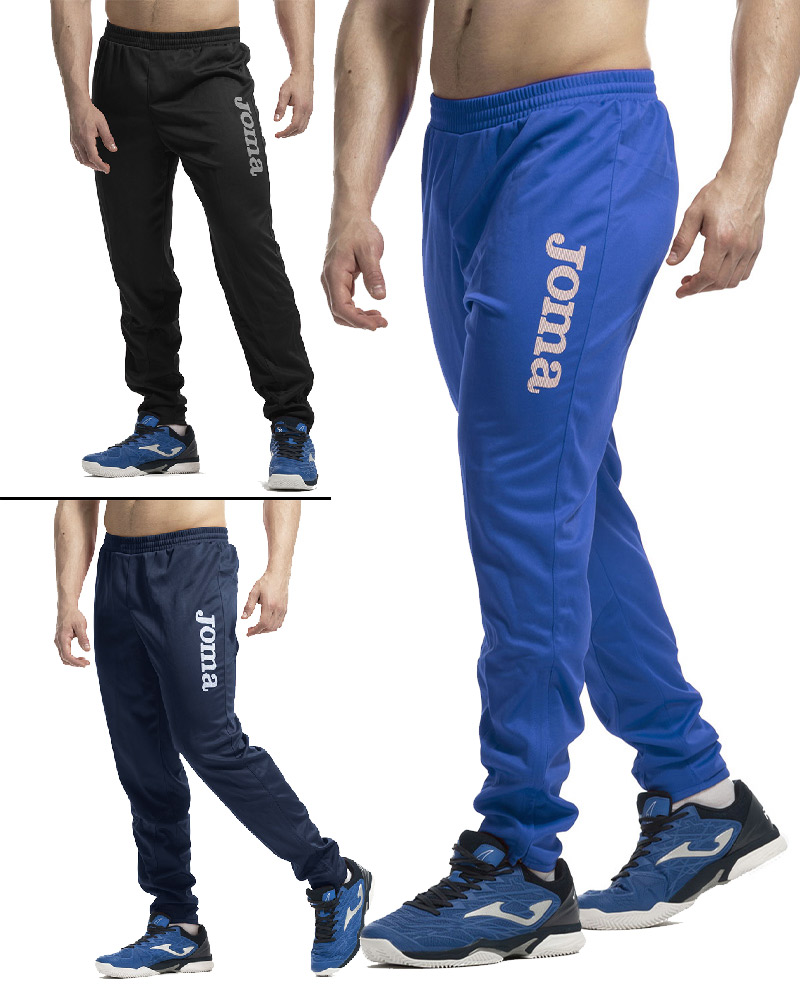 Gladiator-Joma-Pantaloni-tuta-Pants-allenamento-training-caviglia-stretta-Uomo
