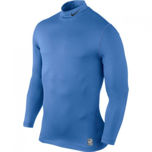 Now nike baselayer pro core mock turtleneck long sleeves for Mens mock turtleneck shirts sale