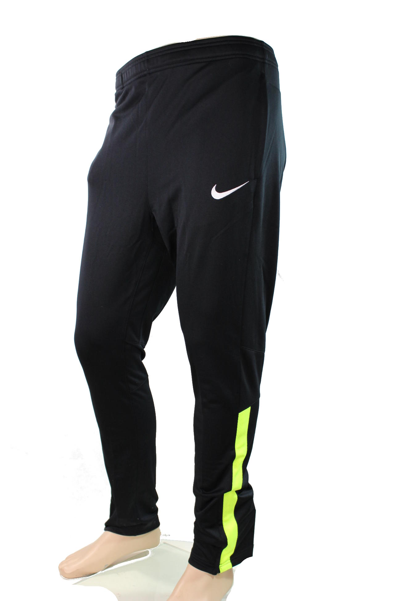 Squad Sideline Knit 2 Nike Pants Track Training Men ZIP POCKETS stretch 2015