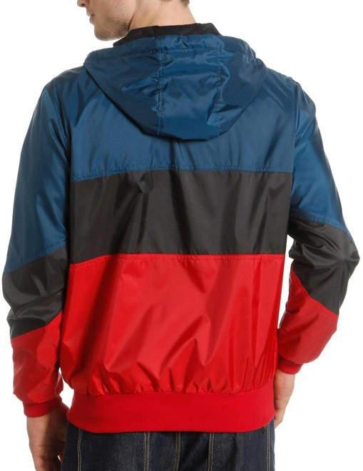 k way puma blazer sport jacket homme rouge bleu noir. Black Bedroom Furniture Sets. Home Design Ideas