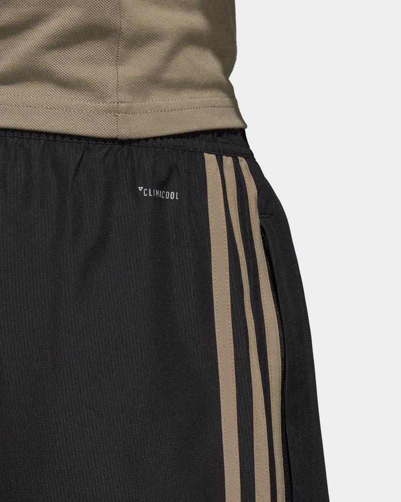Juventus-Fc-Adidas-Pantalones-Cortos-Noir-2018-19-Tejido-tasche-con-cremallera