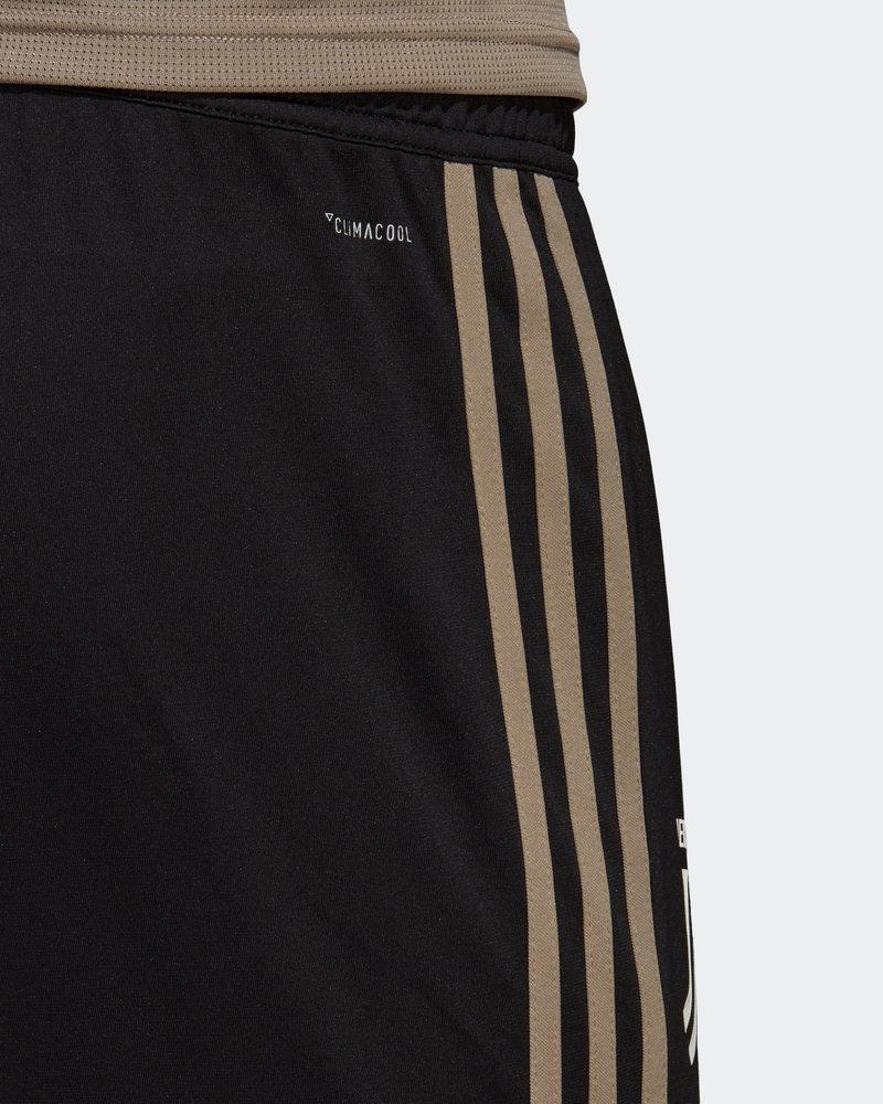 finest selection c9d7d b290c Juventus Adidas Pantaloncini Pinocchietti Shorts 3 4 Pants Nero 2018 19