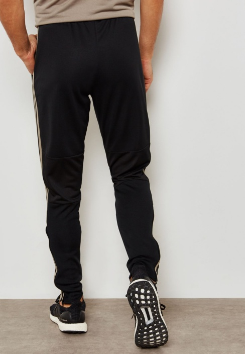 new product cc047 d0063 Pantaloni Tuta Allenamento JUVENTUS Originale adidas Uomo 2018 19 Nero  Tasche con ...