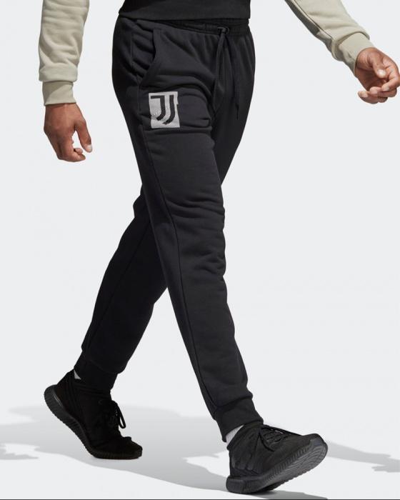 ... Pantaloni Tuta Sportivi JUVENTUS Adidas Graphic Sweat Cotone Uomo Nero  2018 19 - Sweat graphic Jogger ... 3a373b8d7269