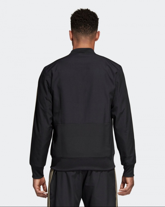 Giacca Rappresentanza FC JUVENTUS adidas Uomo 2018 19 Nero Originale -  Presentation Jacket FC JUVENTUS adidas ... 551f6d49e292