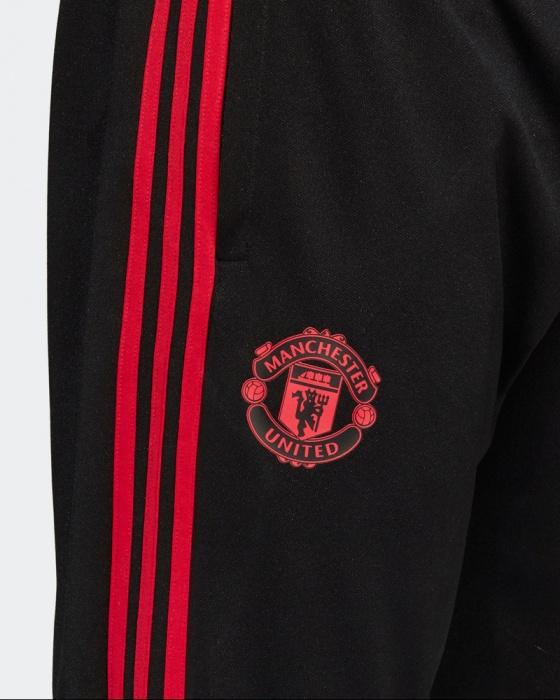 Adidas Training Pantalon Manchester Pants Hose Noir United Track 50wZxqR