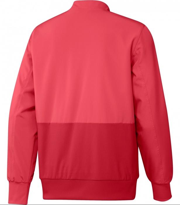 ... Tejido Chandal Adidas original rojo MANCHESTER UNITED hombre 2018 19- presentación Woven chándal MANCHESTER UNITED ... 9d122c5a8b93c