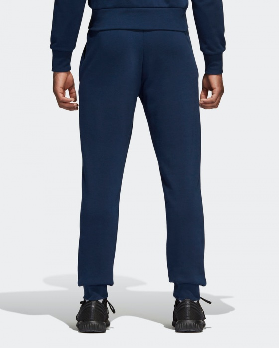 buy popular 81013 ecdd2 ... Pantaloni Tuta Sportivi MANCHESTER UNITED Adidas Graphic Sweat Cotone Uomo  Blu 2018 19 - Sweat graphic