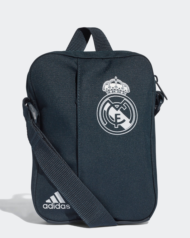 Real Madrid Adidas Borsa Borsello Tracolla tg ORGANISER Blu 2018 19 7