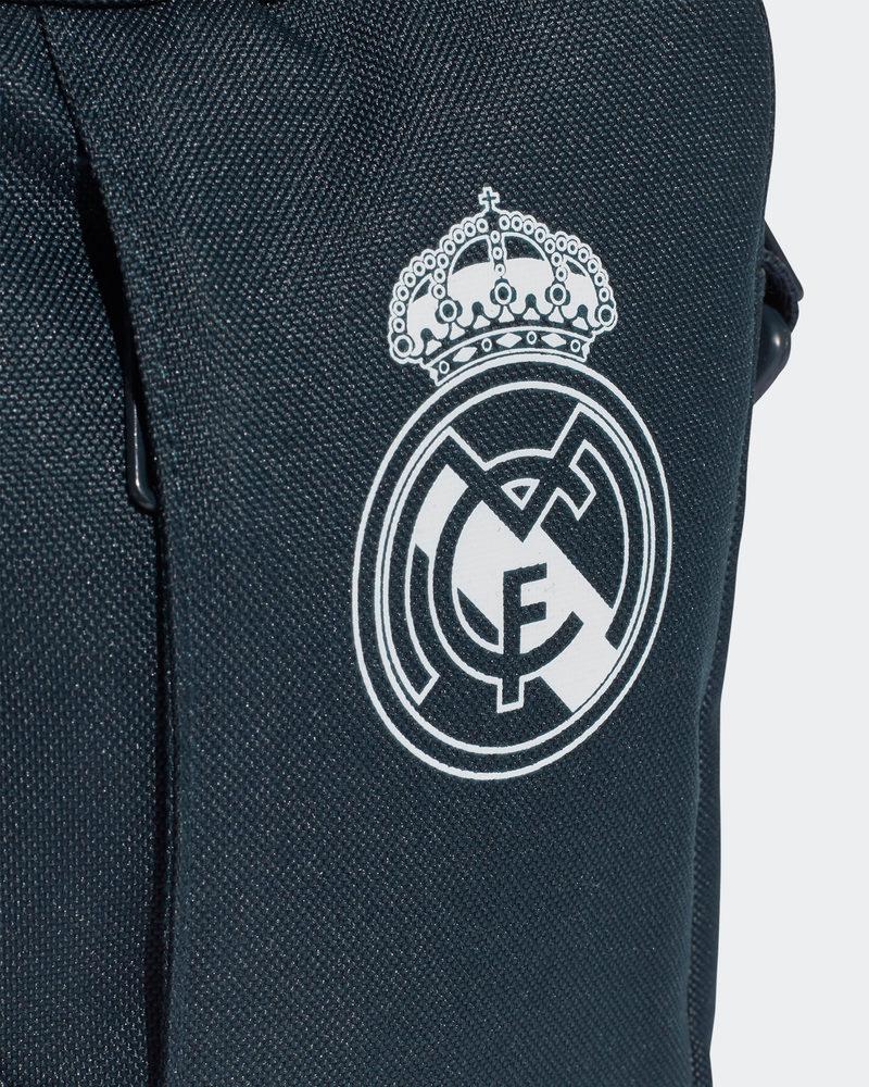 Real Madrid Adidas Borsa Borsello Tracolla tg ORGANISER Blu 2018 19
