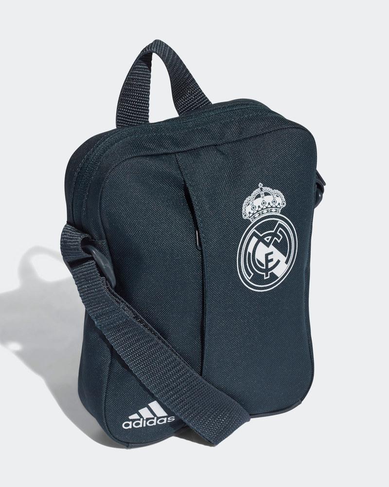Real Madrid Adidas Borsa Borsello Tracolla tg ORGANISER Blu 2018 19 2