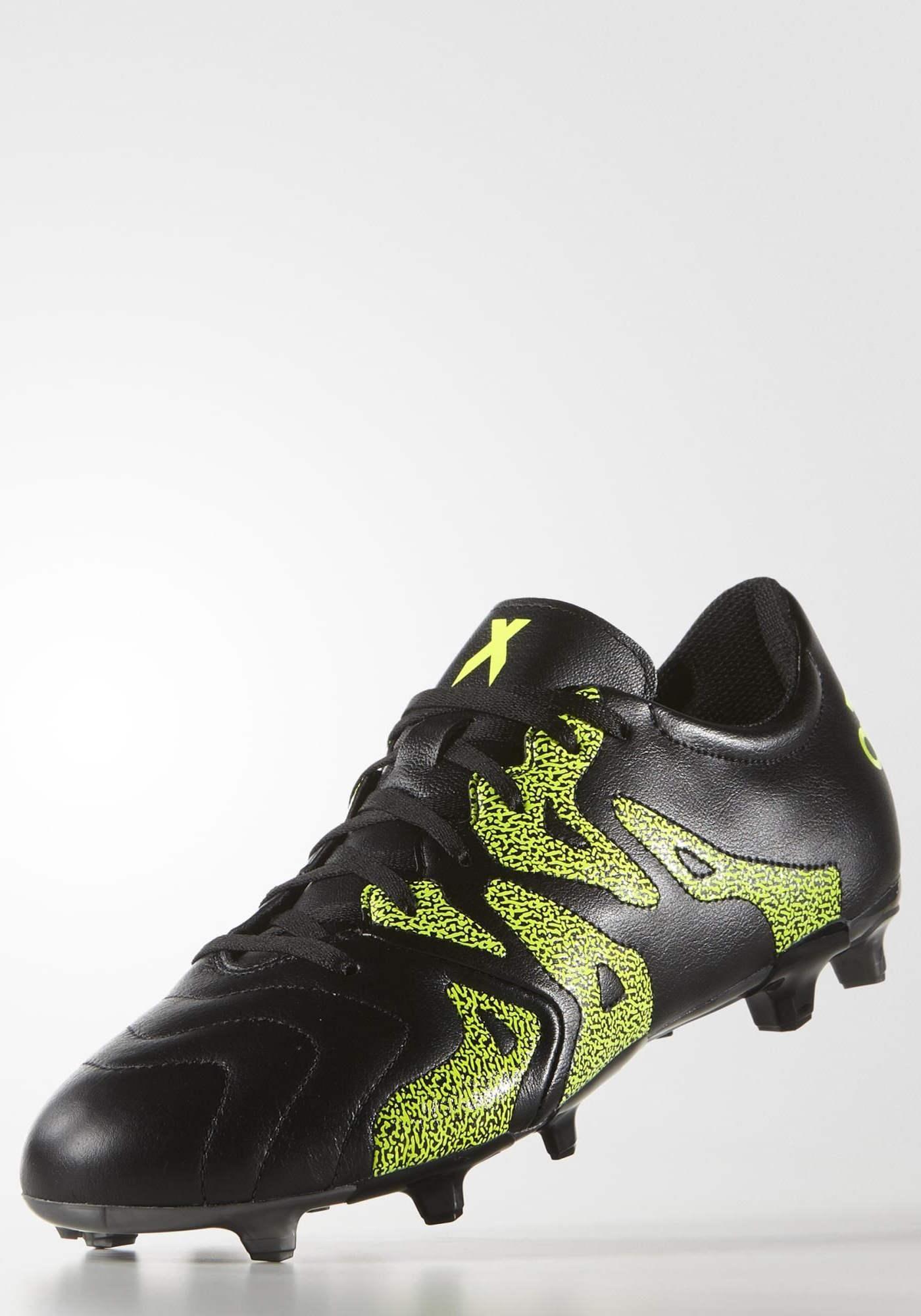 adidas nere e gialle calcio