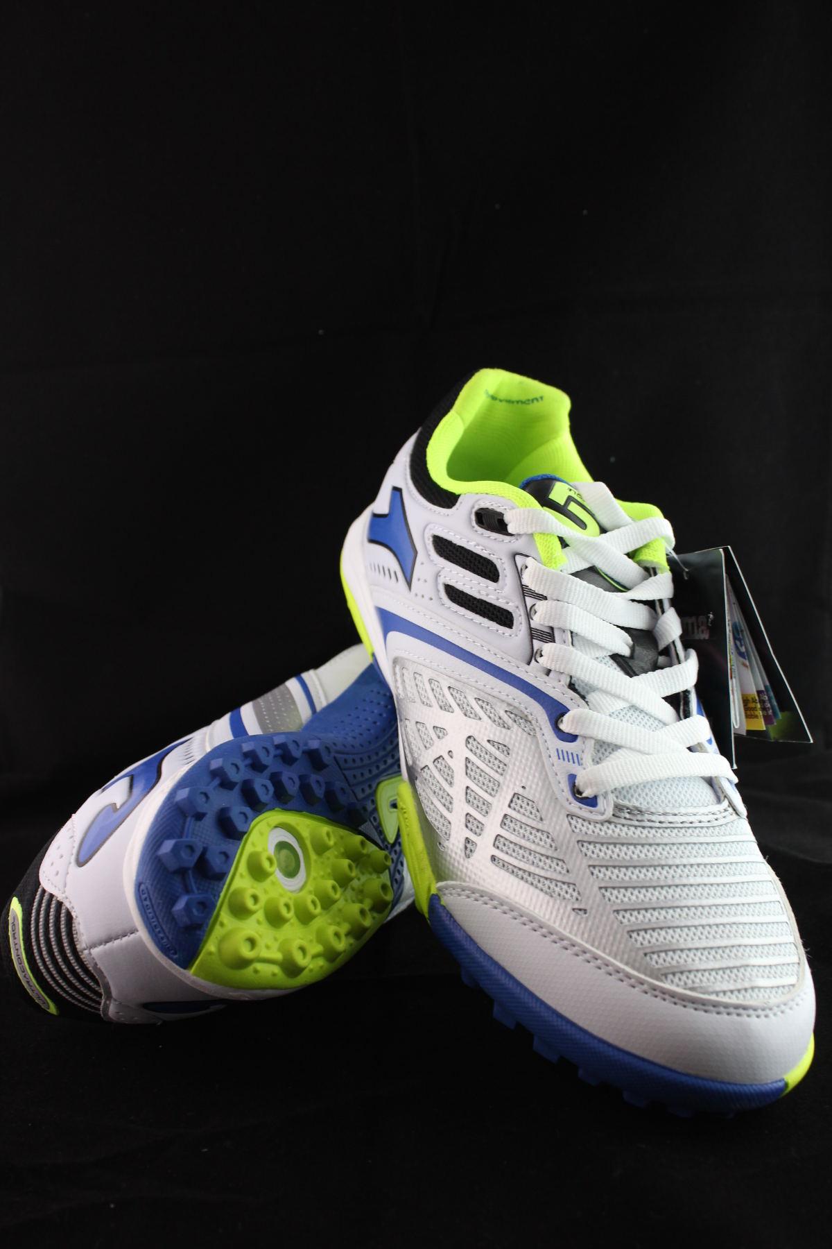 Football shoes Joma Scarpe calcetto calcio Lozano 502 Turf Bianco Uomo