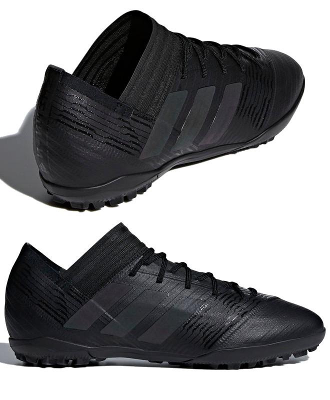 big sale 5769c c2a78 Calcetto Scarpe Nemeziz 17 Uomo Adidas Tango Nero Turf 3 Da frEqw5f