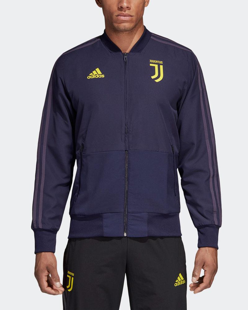 JUVENTUS Giacca Presentazione Adidas UEFA CHAMPIONS LEAGUE 2018 19