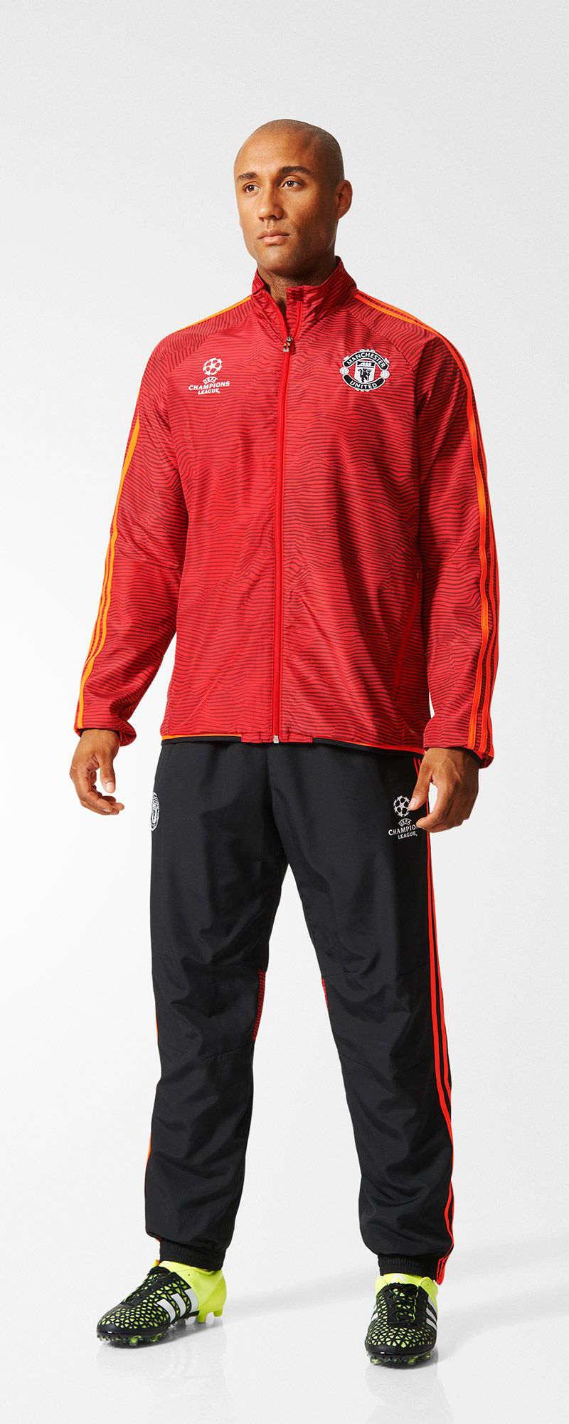 adidas united trainingsanzug: