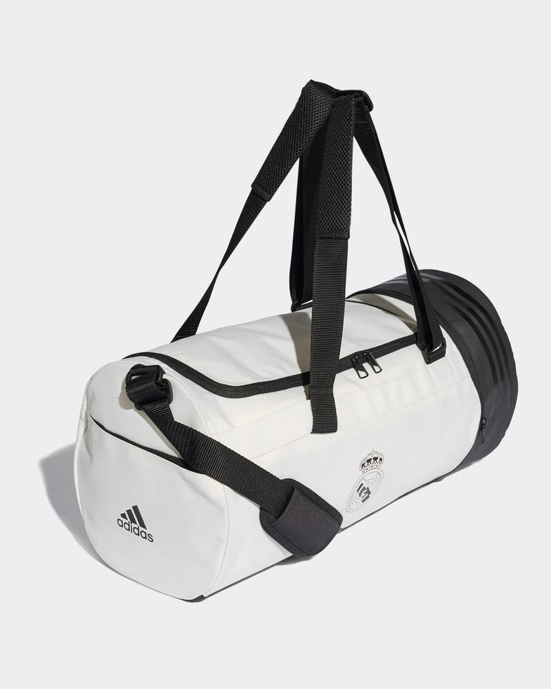 1a94c81827 Real Madrid Adidas Sac a dos Holdall Duffle bag tg Unisex blanc 2018 ...