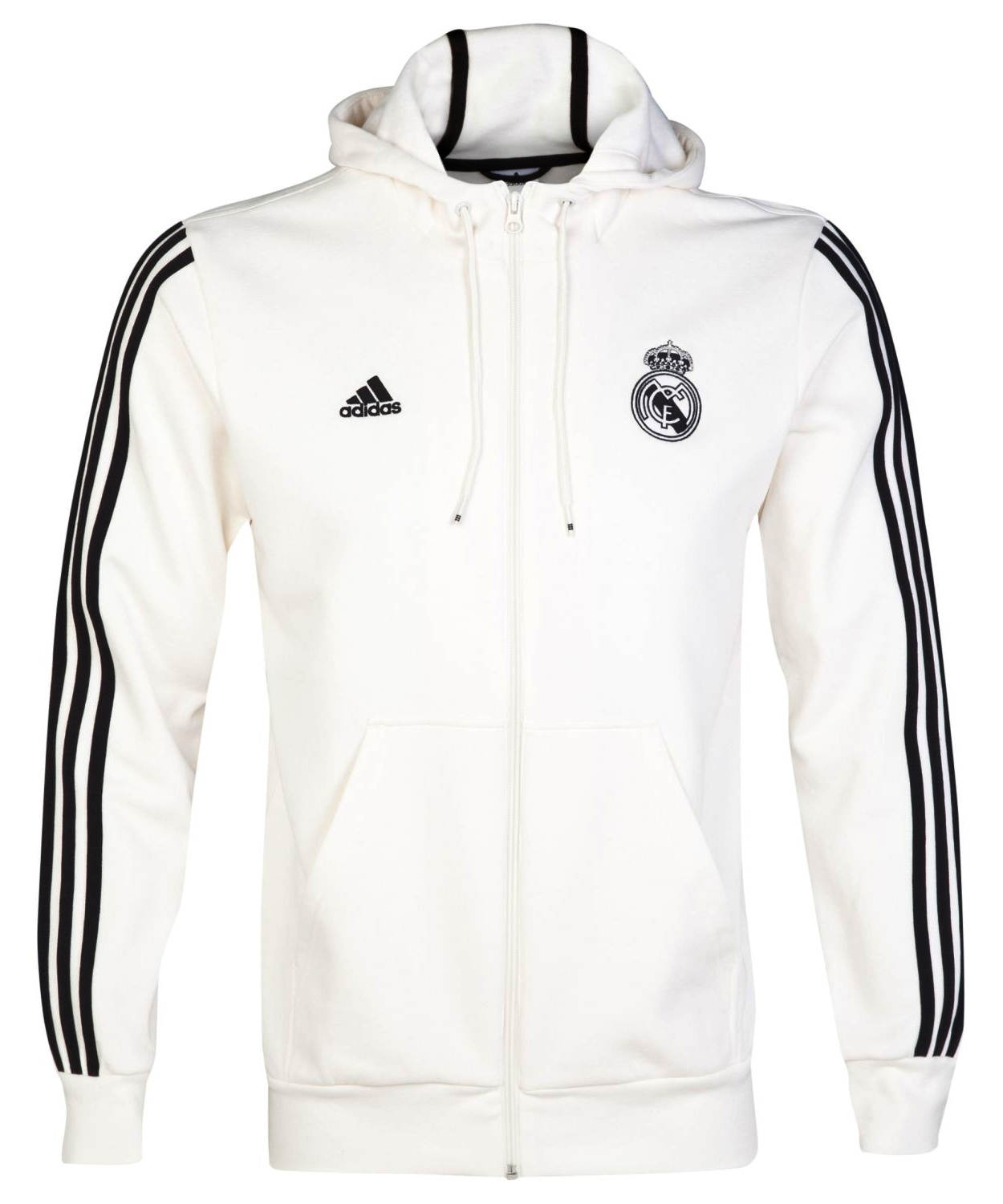 real madrid adidas jacke jacket hoodie 2014 15 wei sweatshirt herren ebay. Black Bedroom Furniture Sets. Home Design Ideas