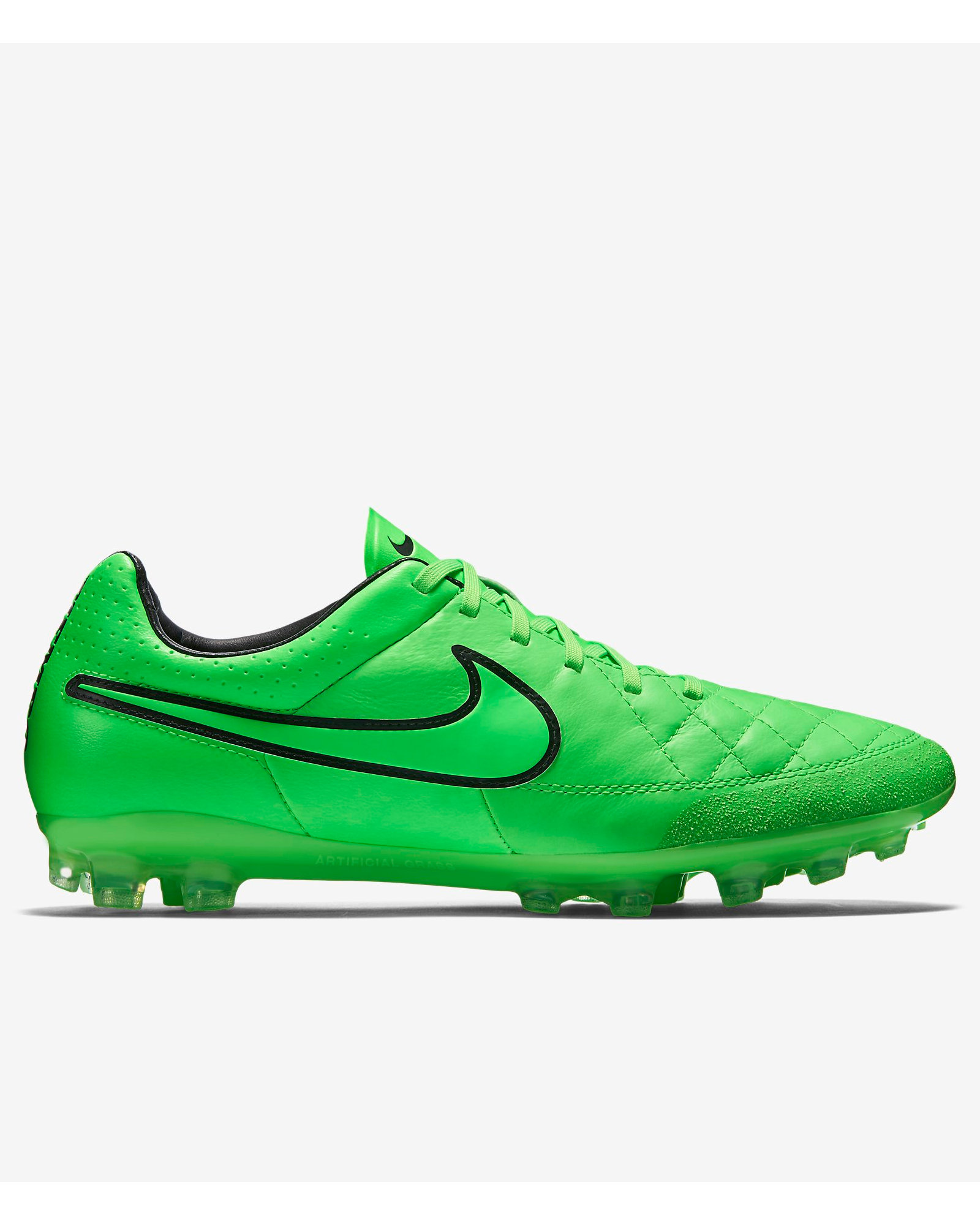 football boots shoes nike cleats tiempo green legacy ag r. Black Bedroom Furniture Sets. Home Design Ideas