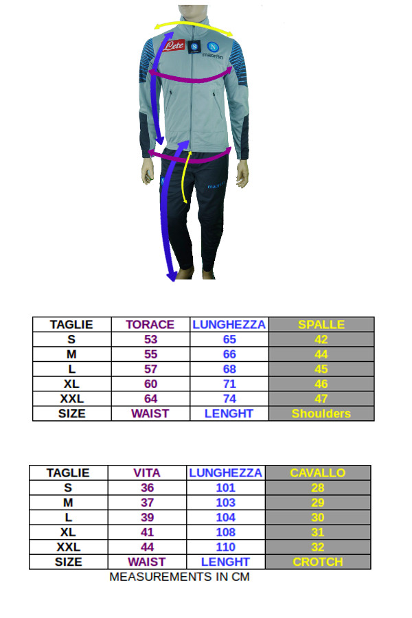 Ss-Lazio-Macron-Traje-Entrenamiento-Training-Tracksuit-Mitad-Zip-Azul-2019-20 miniatuur 2