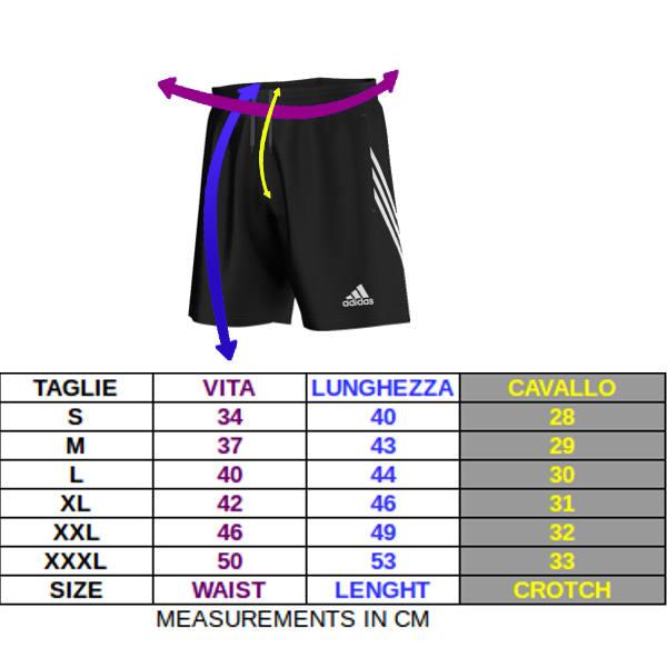 Adidas-Pantaloncini-Calcio-Football-Shorts-Parma-Uomo-Climalite