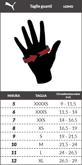 Puma-Ac-Milan-Gant-de-course-a-pied-Running-Gloves-FIELD-Player-Unisexe-2019-2 miniature 2