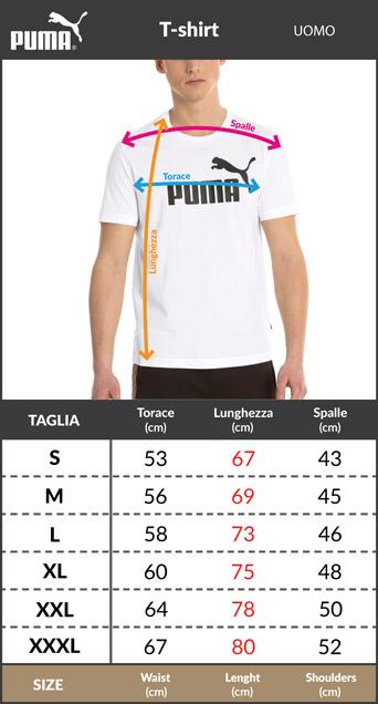 Puma-REBEL-ADVANCED-Maglia-Maglietta-T-shirt-2020-21-Uomo-Bianco-Cotone miniatuur 2